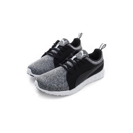 PUMA (女) 慢跑鞋 灰黑白 18902701