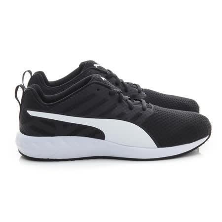 PUMA (男) 慢跑鞋 黑白 18902802