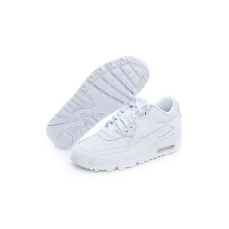 NIKE (大童) 經典復古鞋 白 833412100