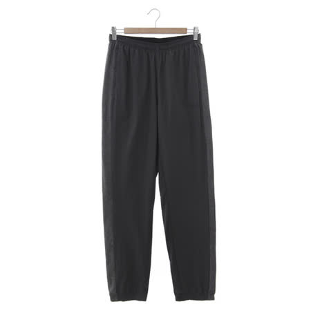 Adidas (男) 運動棉長褲(薄) 黑 AY3885