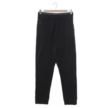 Adidas (男) 運動棉長褲(薄) 黑 S94485