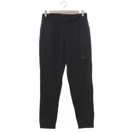 NIKE (男) 運動棉長褲(薄) 黑 800216010
