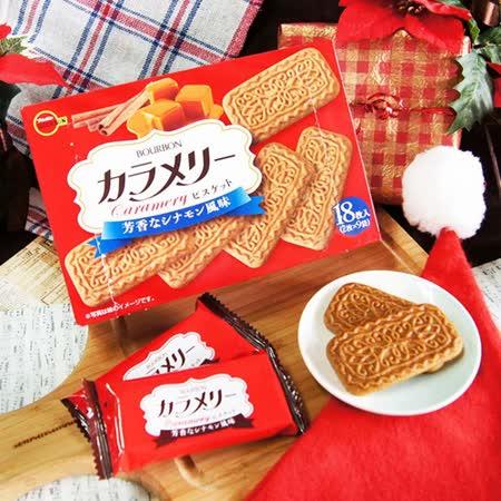 【北日本】歐式焦糖餅乾(18入/盒)