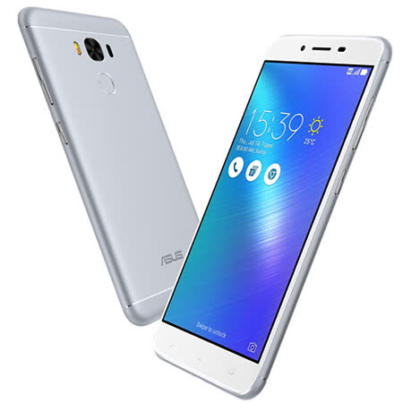 (福利品) ASUS ZenFone 3 Max ZC553KL 5.5吋電神智慧型手機(3G/32G) 灰/銀