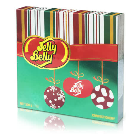 Jelly Belly吉利貝聖誕綜合禮盒300g