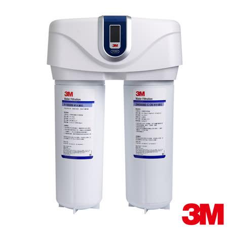 3M 軟水系統-DWS6000ST智慧型雙效淨水系統