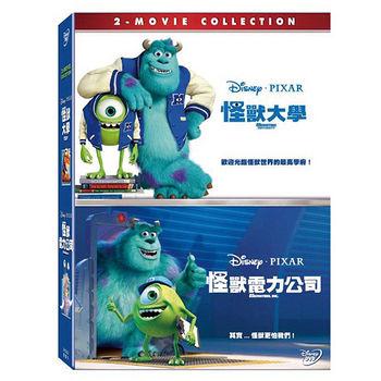 怪獸大學+怪獸電力公司(合集)DVD