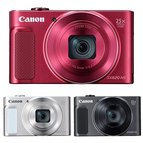 Canon PowerShot SX620 HS (公司貨)-送保護貼+清潔組