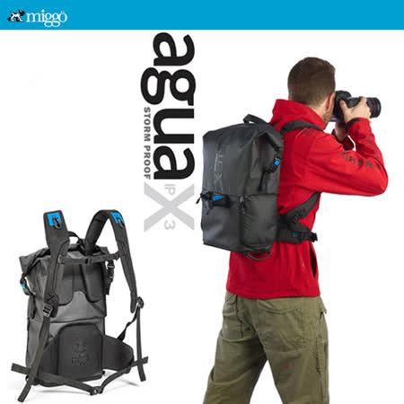 Miggo 米狗 AGUA MW AG-BKP BB 80 單眼 防水 後背包(BB80,湧蓮公司貨)阿瓜