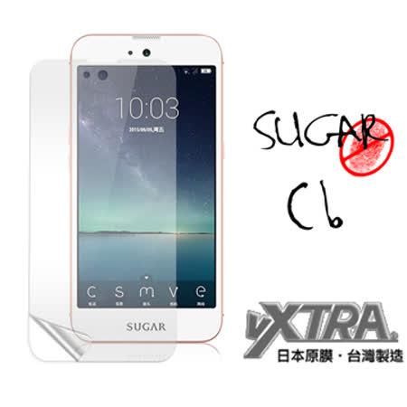 VXTRA  SUGAR C6 美鑽機 5吋 防眩光霧面耐磨保護貼