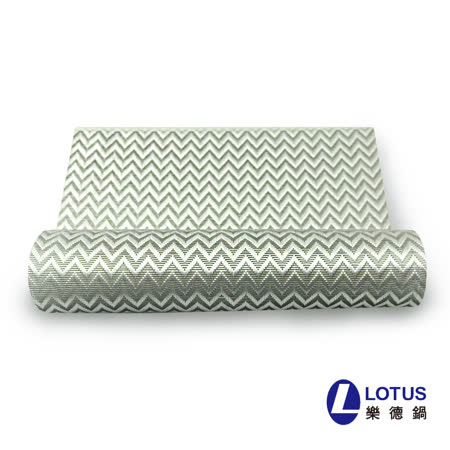 【LOTUS樂德】時尚系列-銀色閃電餐桌墊(2入)