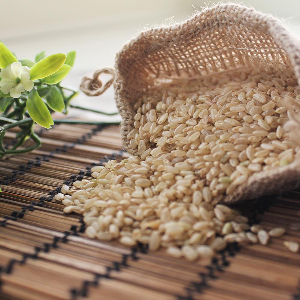 ~鴻旗~稻鴨有機糙米^(1kg包^)^(^)