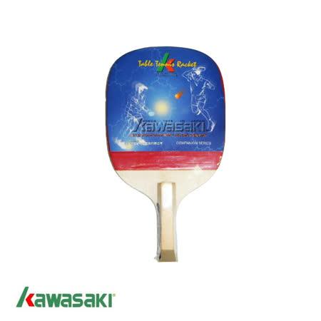 Kawasaki K TR170 桌球拍/城市綠洲(桌球拍、桌球、初學者)