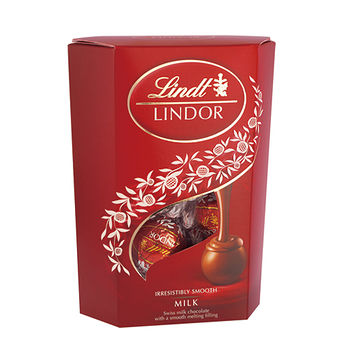 瑞士蓮LINDOR 牛奶巧克力16入