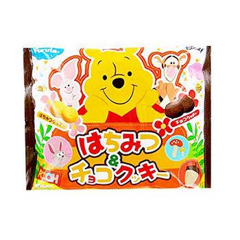 古田小熊維尼蜂蜜&巧克力餅乾120g