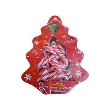 聖誕小枴聖誕樹5g*24支
