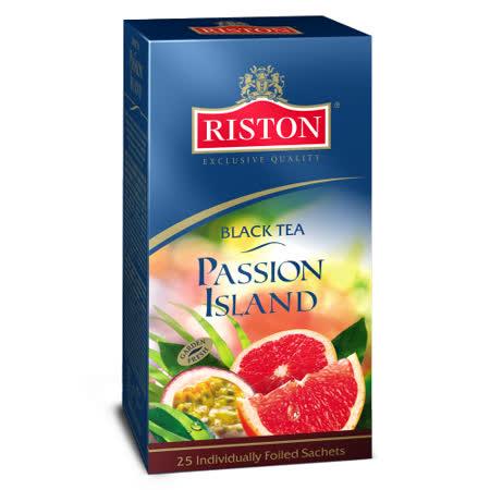 (買一送一)瑞斯頓Riston 熱情島嶼果香紅茶1.5g*25入