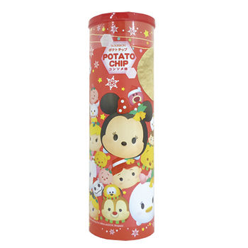 北日本迪士尼濃湯洋芋片-聖誕節73g