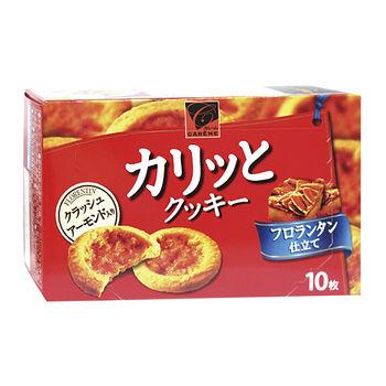 卡巴杏仁酥脆餅85g