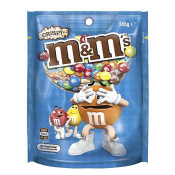 M&M'S 脆心牛奶巧克力145g