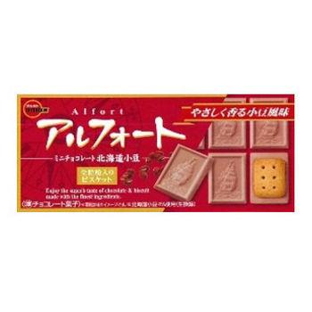 北日本帆船迷你紅豆巧克力餅乾53g