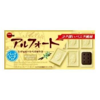 北日本帆船迷你香草白巧克力餅乾53g