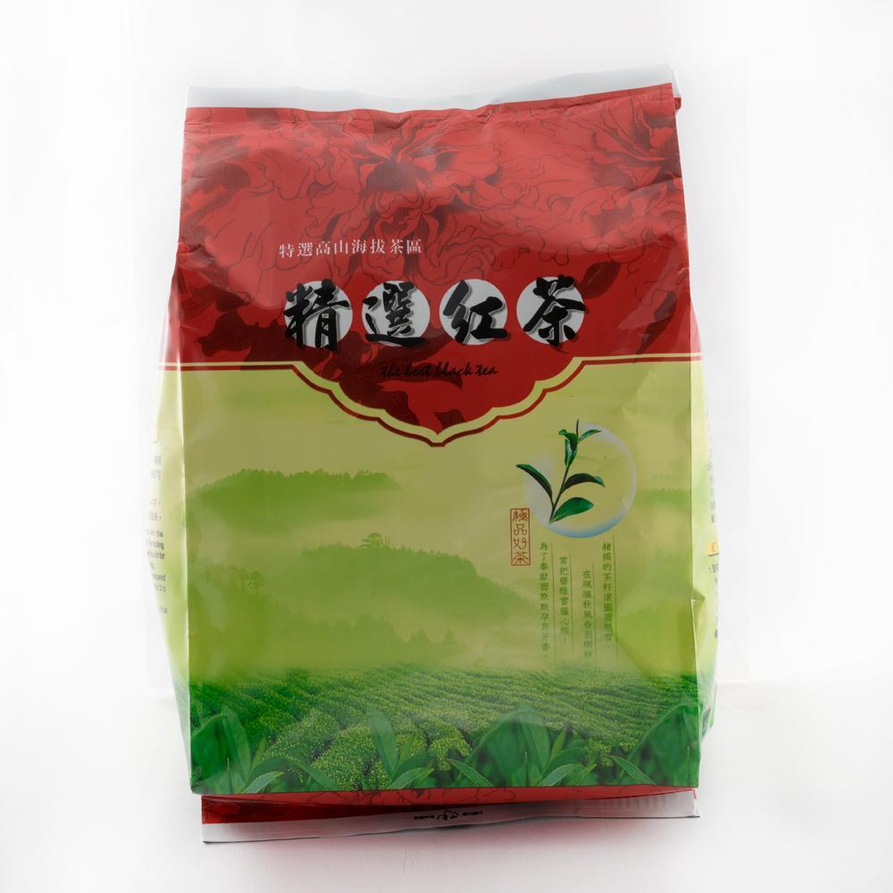 【五啢八茶莊】澎拜量販包系列 - 台式阿薩姆紅茶  600g包