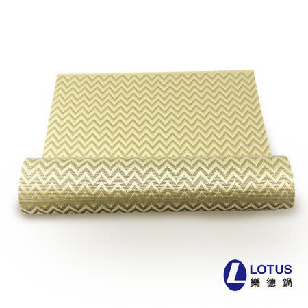 【LOTUS樂德】時尚系列-金色閃電餐桌墊(2入)