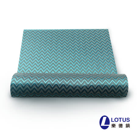 【LOTUS樂德】時尚系列-藍色閃電餐桌墊(2入)