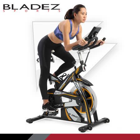 【BLADEZ】SPIKE-Y E.MC雙合金程控飛輪健身車