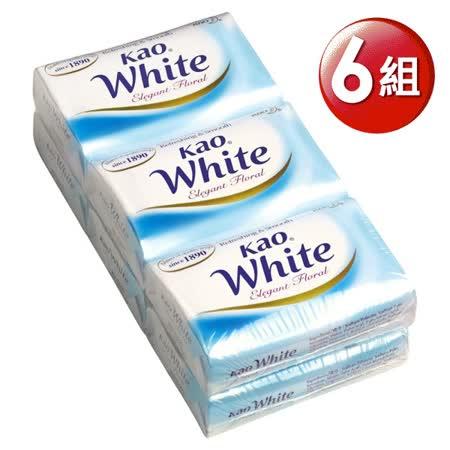 花王香皂 優雅花香 (130g x6入x6組)