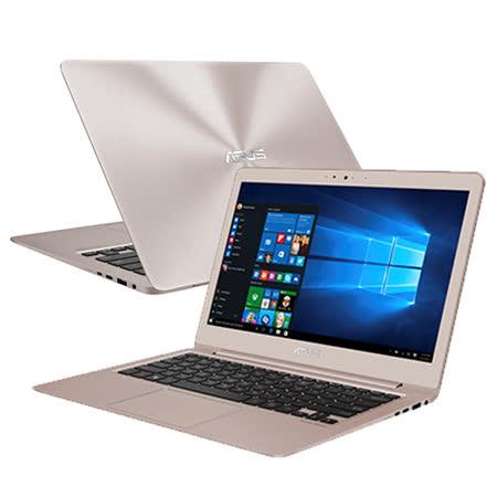 ASUS華碩 UX330CA-0051C7Y30 13.3吋FHD m3-7Y30 4G記憶體256GSSD極致輕薄高效筆電(玫瑰金)