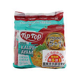 TIPTOP印尼乾撈麵香雞味68g*6