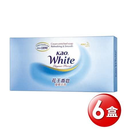 花王 香皂優雅花香禮盒 (85gx12入x6盒)