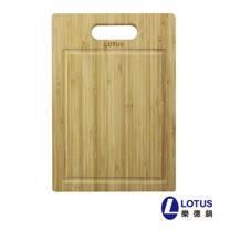 【LOTUS樂德鍋】天然竹製砧板-大