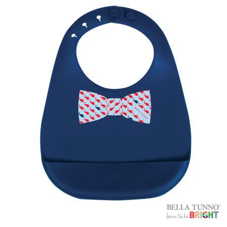 美國 Belle Tunno 寶寶矽膠圍兜兜 (JuJu領結)