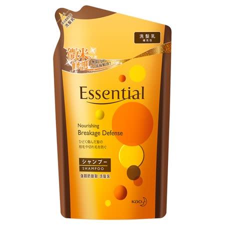 Essentia逸萱秀強韌防斷裂洗髮乳補充包600ml