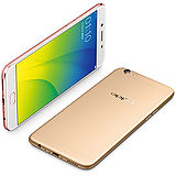 OPPO R9s 5.5吋雙卡八核心智慧手機(4G/64G)LTE(金色)-送手機擦拭布