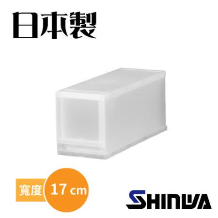 日本伸和 單層 抽屜組合櫃 FR1701