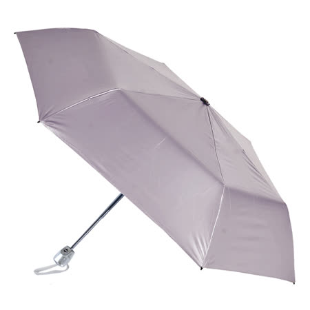 【2mm】第二代 100%遮光降溫 黑膠自動開收傘 (粉紫)