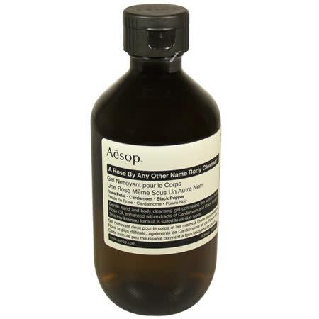 Aesop 玫瑰的名字身體潔膚露(200ml)