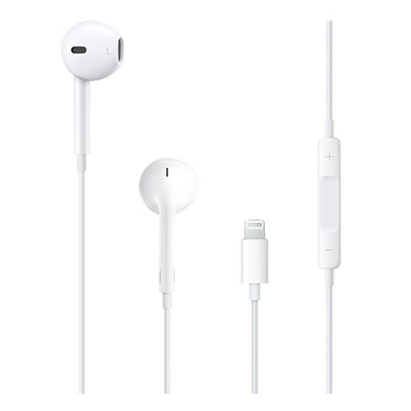 Apple 原廠 iphone7 EarPods具備Lightning連接器 線控耳機 (密封袋裝)