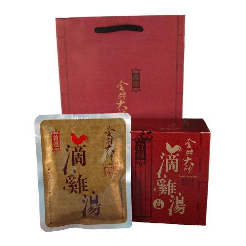 金牌大師 - 滴雞精1盒