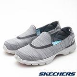 SKECHERS (女) 健走系列 GO Walk 3 - 14076GRY