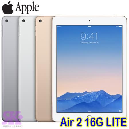 Apple iPad Air 2 WiFi+Cellular(4G LTE) 16GB平板電腦