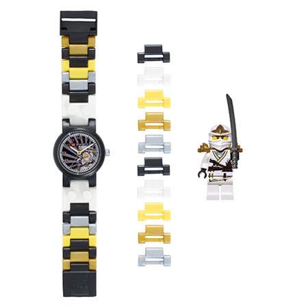 【樂高積木 LEGO】兒童手錶 - 旋風忍者冰系忍者