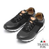 Travel Fox 時空限定休閒鞋916663(黑-001)(男)