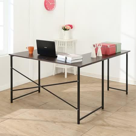 BuyJM防潑水L型工作桌/電腦桌/寬140*120cm