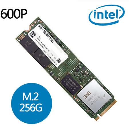 Intel 600p 系列 NVMe  256G M.2 2280 SSD 固態硬碟