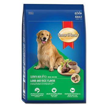 慧心犬糧-羊肉+米口味成犬配方